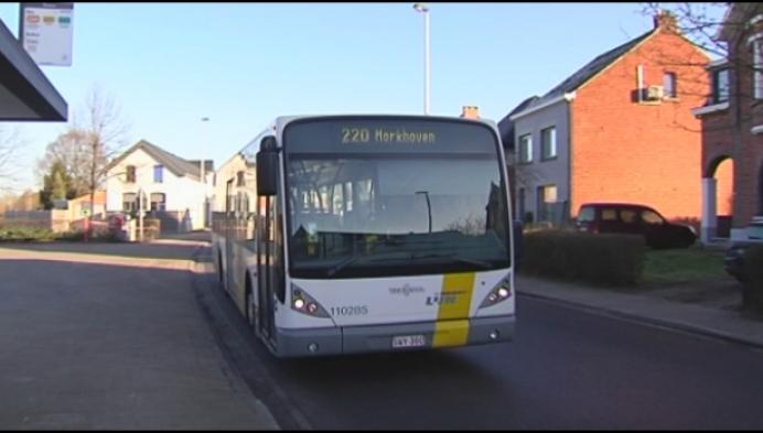 Morkhovenaars tevreden met extra busverbinding