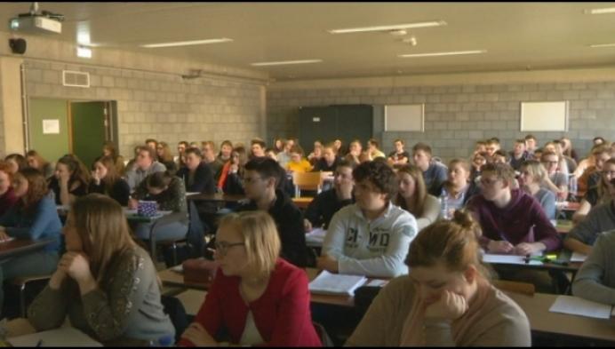 500 leerlingen volgen open lesdag Thomas More