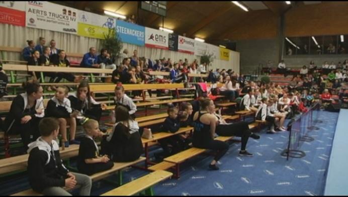 Wereldtop in de acrogymnastiek te gast