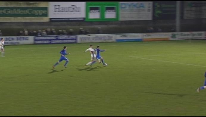 Hoogstraten en Vosselaar spelen 1-1 gelijk.