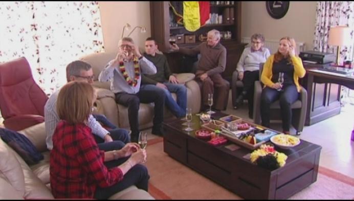 Familie bobsleemeisjes supportert op thuisfront