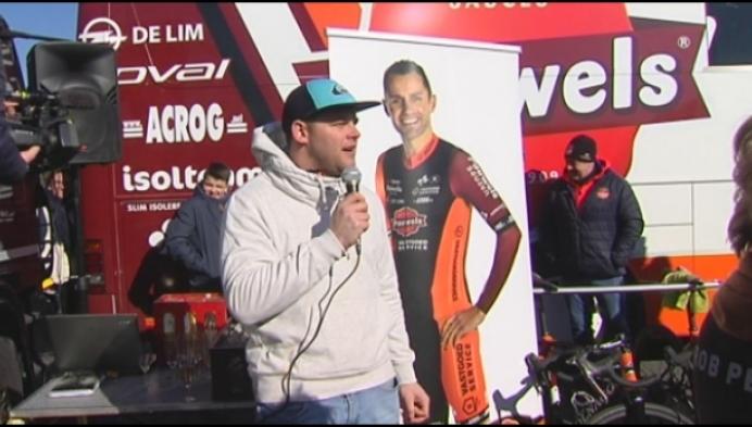 Rob Peeters neemt in Oostmalle afscheid van het cyclocross