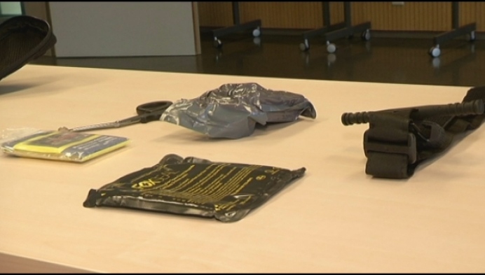 Primeur voor politie Lier: kit die slachtoffers terrorisme kan redden