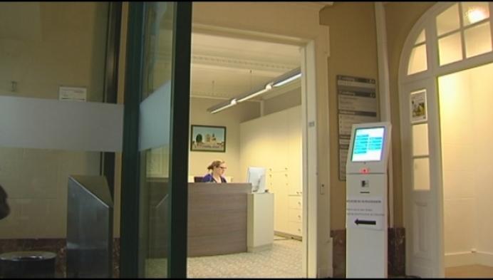 Nieuw onthaal in gemeentehuis van Heist-op-den-Berg