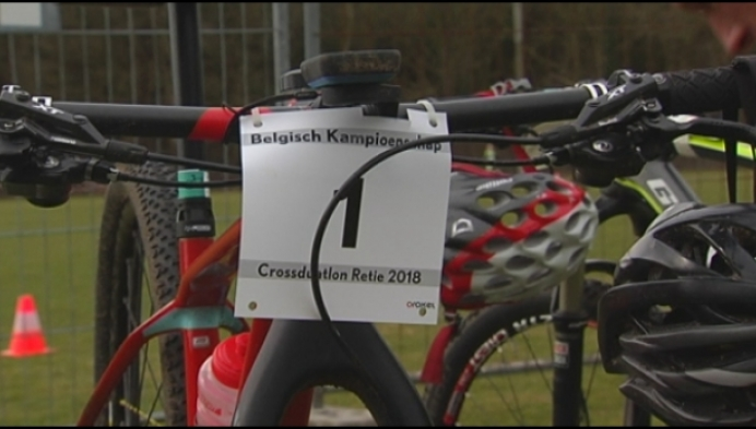 Retie organiseert BK crossduathlon