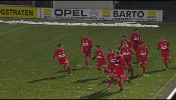 Hoogstraten zet goede lijn door tegen Hasselt