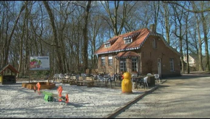 Pannenkoekenhuisje Tivoli opent bijna zijn deuren