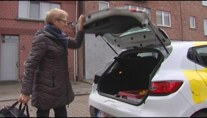 Parkeren voor garagepoorten zou hulpverleners helpen