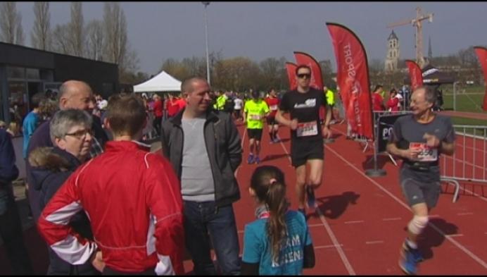 Halve marathon Lier trekt een groot deelnemersveld aan