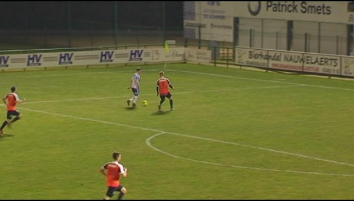 Heist verliest onverdiend met 0-1 van Deinze
