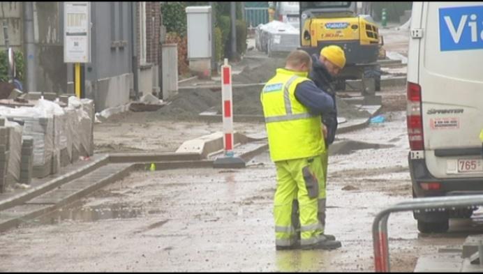 Werken Grote Nieuwedijkstraat gaan nieuwe fase in