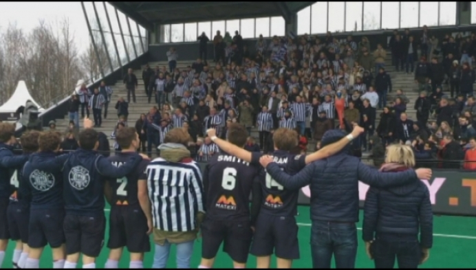 Herakles stunt en mag naar final 4 Euro Hockey League