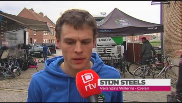 Ploegmaats Michael Goolaerts verwerken verlies samen