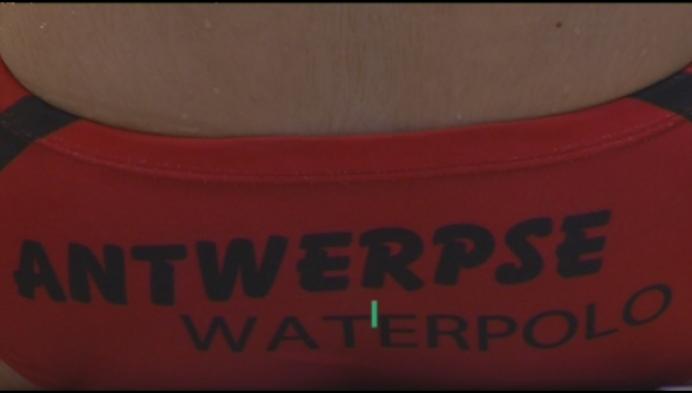 Mechelen verliest nipt van Antwerpen in topper in waterpolo