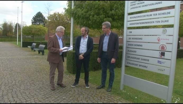 Provincie licht zorgaanbod in Sint-Amands door