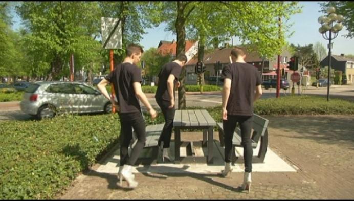 Dansgroep op hakken uit Belgium's Got Talent bespuwd en uitgescholden