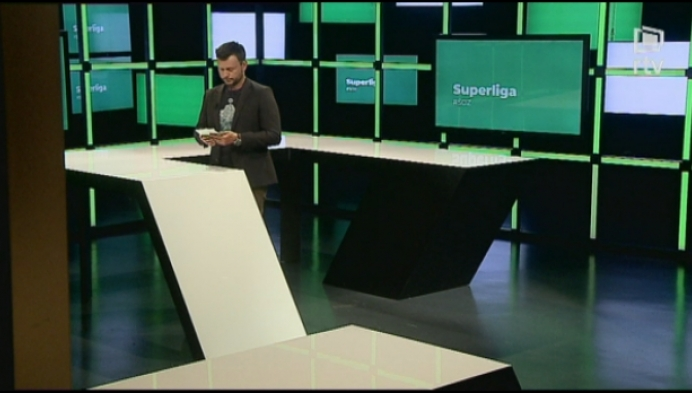 Superliga speeldag 29