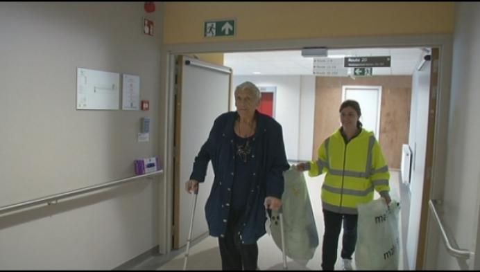24 geriatrie-patiënten hebben nieuwe thuis in Bornem