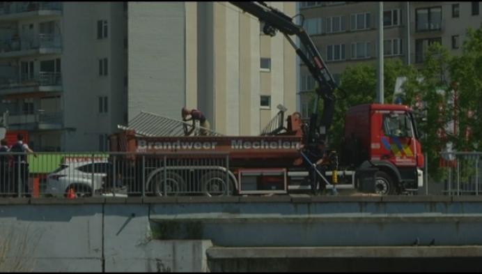 Ongeval met 7 gewonden op N16 in Mechelen