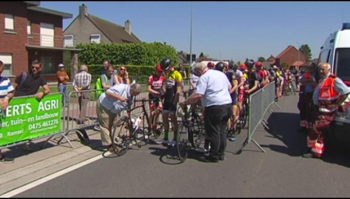 Heistenaar wint PK wielrennen voor nieuwelingen in Ramsel