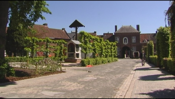 Begijnhof in Turnhout bijna klaar