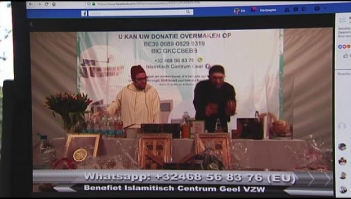 Benefiet Islamitisch Centrum Geel levert kwartmiljoen op