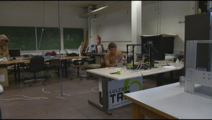 Jonge ingenieur maakt kans op 'EOS Pipet 2018'