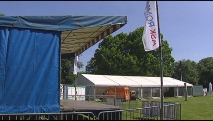 Turnhout Tigers organiseren Stadsparkfeesten