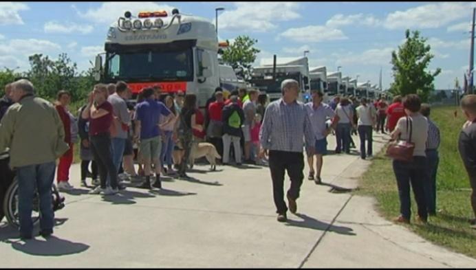 Commotie rond Truckrun doet vrijwilligers pijn