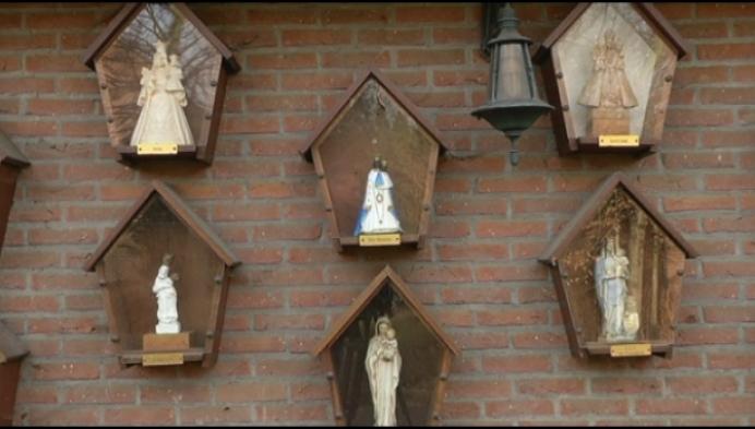 Waar zijn de Mariabeeldjes naartoe?