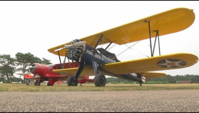 Nieuw pilotenokaal voor aeroclub in Balen