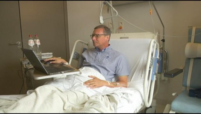 Operatie voor burgemeester Ward Kennes na ongeval
