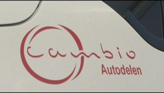 Cambio autodelen nu ook in kleine gemeenten