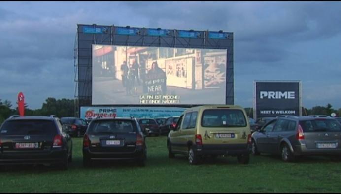 Opnieuw drive-in movies deze zomer