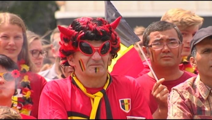 Uit de bol voor 5-2 zege tegen Tunesië