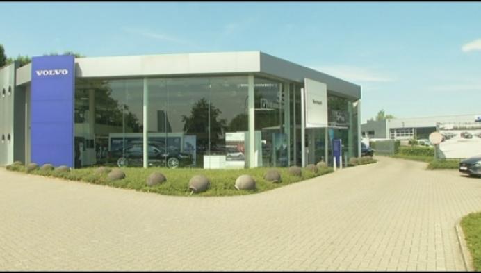 Voor 40.000 euro aan banden gestolen bij Volvo-garage in Mechelen