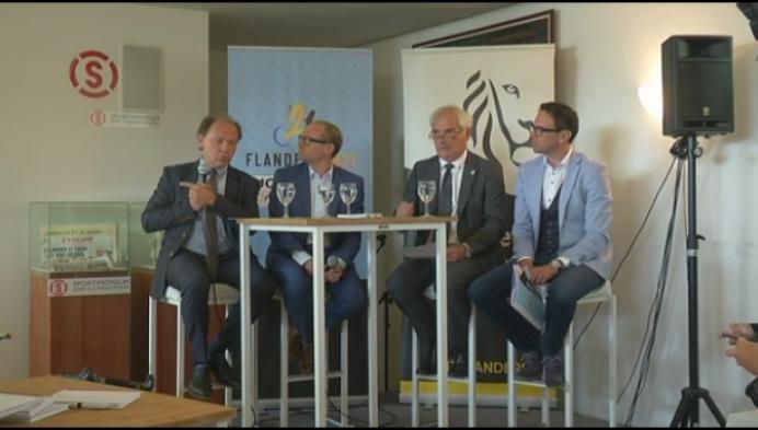 Mag Mechelen zich opmaken voor het WK wielrennen in 2021?