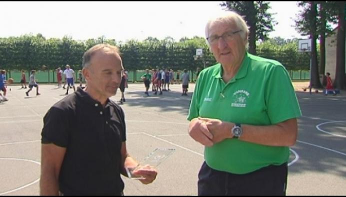 30 jaar basketbalkampen bij Sporta in Tongerlo
