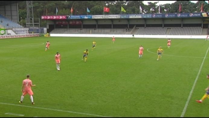 Westerlo evenknie van Anderlecht in oefenduel