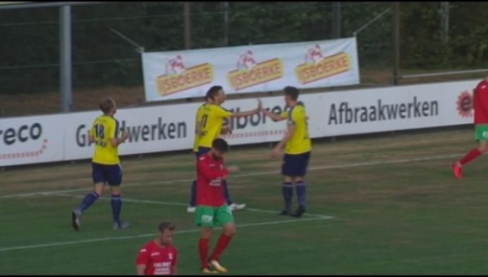 FC De Kempen bekert verder ten koste van Berg en Dal