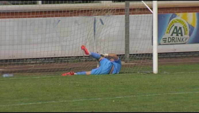 Witgoor bekert verder na winst tegen Beringen via de strafschoppen.