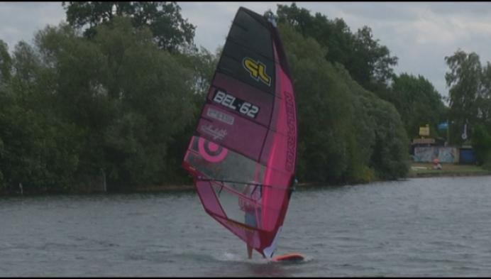 Mechelaar is snelste windsurfer ter wereld !