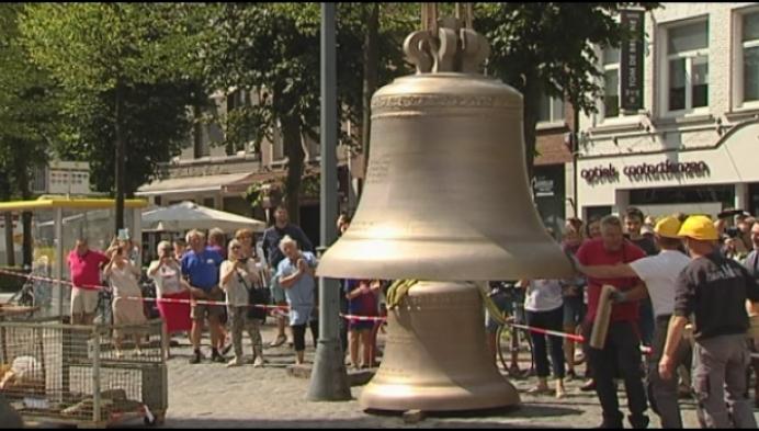 Klokken Sint-Katharinatoren zijn terug in Hoogstraten