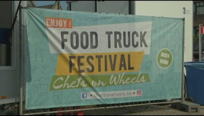 Foodtruckfestival valt in de smaak