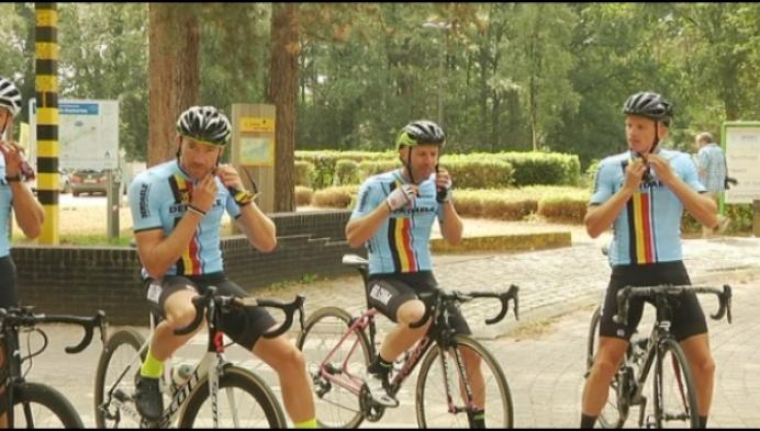 Herentals gastheer voor EK wielrennen voor politie