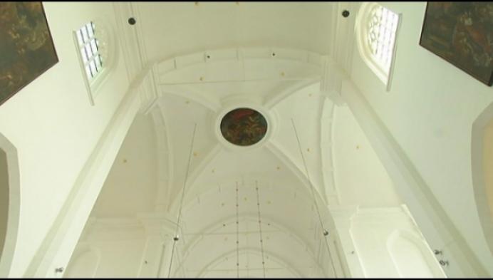 Mechelse Sint-Janskerk helemaal gerestaureerd
