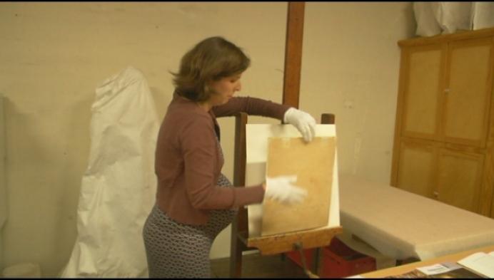 Onbekend werk uit atelier Rubens ontdekt in Lier