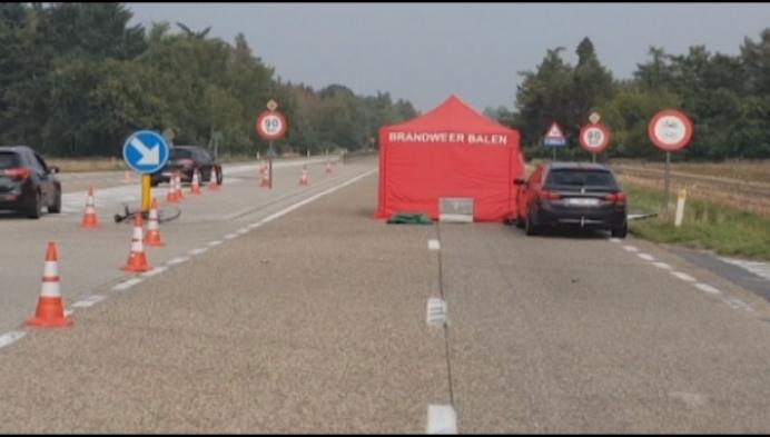 Fietser overleden na aanrijding op Molse Zuiderring