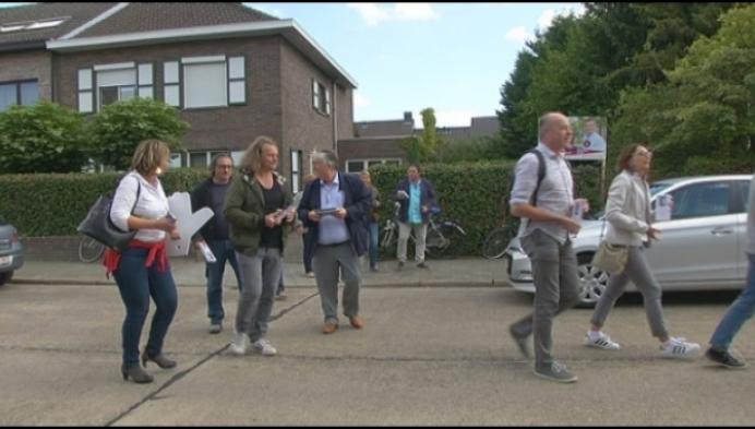 SP.A Turnhout stelt programma deur aan deur voor