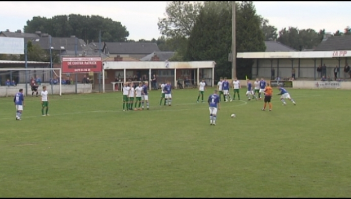 Nijlen stuurt RC Mechelen zonder punten naar huis